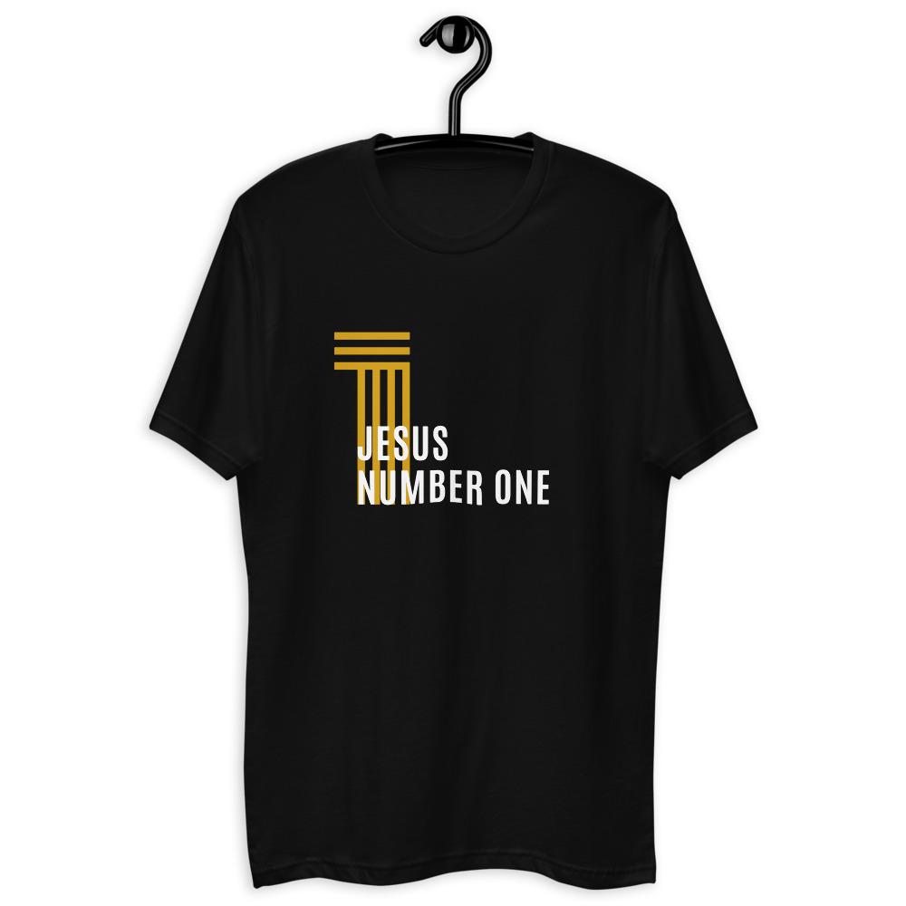 T-shirt à Manches Courtes Jesus Number One