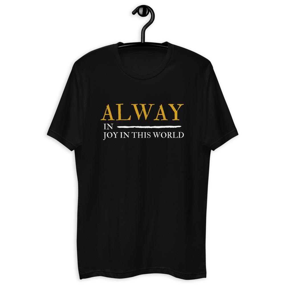 T-shirt à Manches Courtes Always In Joy